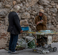 Vender in Monreale